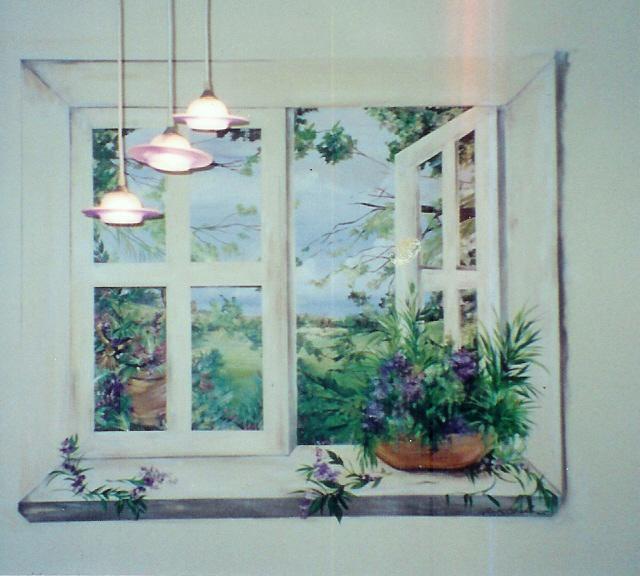 poster en trompe l oeil poster trompe oeil mural trompe l oeil murals morgan mural studios with. Black Bedroom Furniture Sets. Home Design Ideas